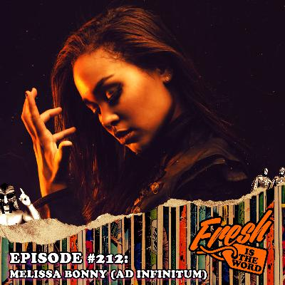 Episode #212: Melissa Bonny – Vocalist of the Symphonic Metal Band 'Ad Infinitum', Debut Album Chapter 1: Monarchy Out Now Via Napalm Records