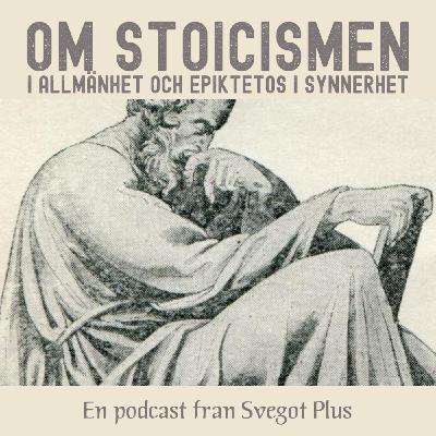 Om stoicismen i allmänhet och Epiktetos i synnerhet