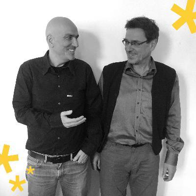 """57: Michael Fanizadeh und Franz Schmidjell – """"Die Europäische Union reagiert mit Gewalt"""""""