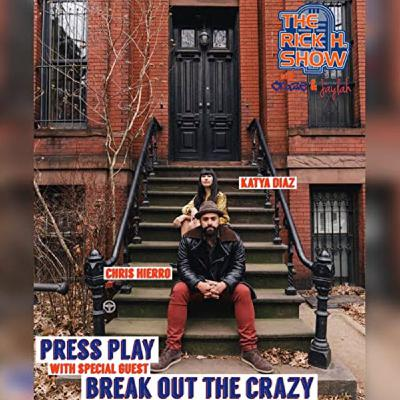 Press Play with special guest Break Out the Crazy (Season Six Episode 4)