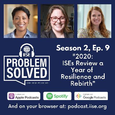 2020: ISEs Review a Year of Resilience and Rebirth