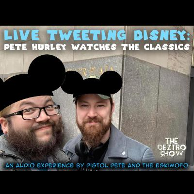 Live Tweeting Disney with Pete Hurley -01- SNOW WHITE