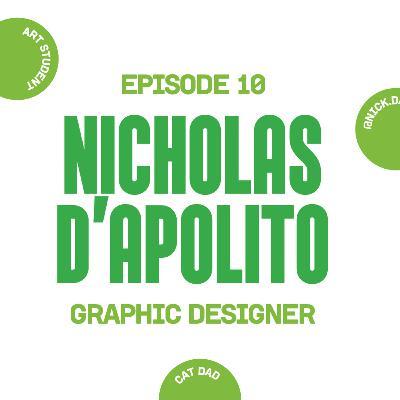 10. Nick D'Apolito