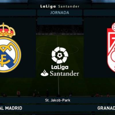 Look ahead to Madrid v Granada