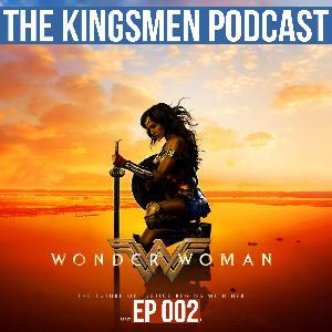 S1E02 Wonder Woman & Confronting Evil