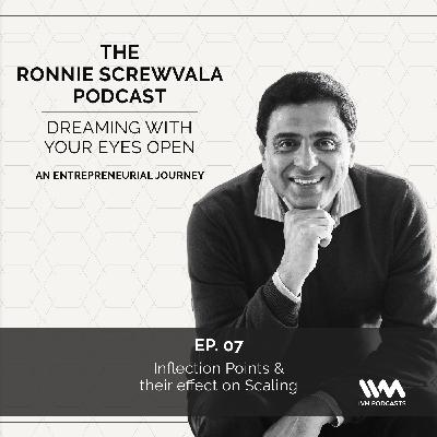 Ep. 07: Inflection Points and their effect on Scaling