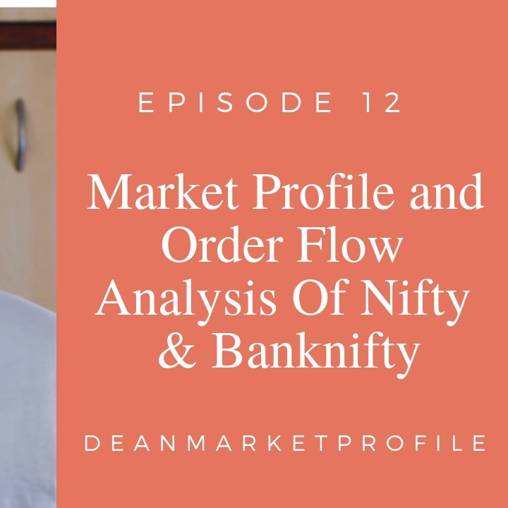Episode 12 - Nifty Banknifty Weekly Wrap Up  - Market Profile Analysis & Levels Next Week