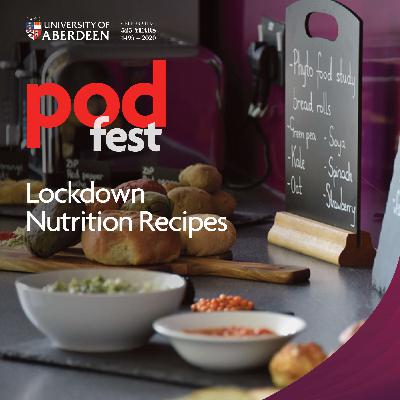 Lockdown Nutrition Recipes
