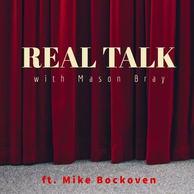 Ep. 405 - BOOK TALKS with an Author - Mike Bockoven
