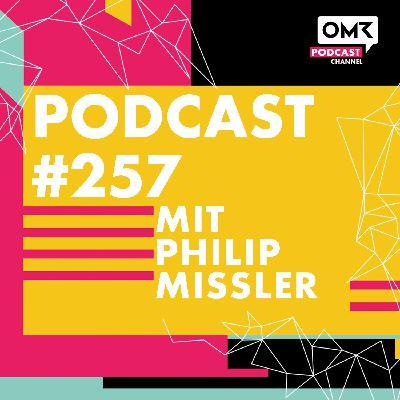 OMR #257 mit Pinterest DACH-Chef Philip Missler