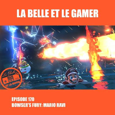 Episode 170: Bowser's Fury, Mario ravi