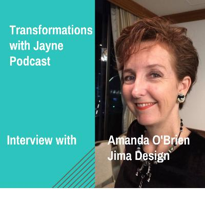Episode 61: Interview with Amanda O'Brien of Jima Designs