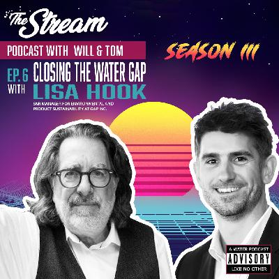 S3 Ep.6 Closing the water GAP with Lisa Hook