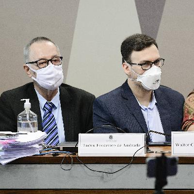 Queiroga convocado pela 3ª vez na CPI; Bolsonaro tem 30 dias para depor na PF; e o leilão #fail da ANP