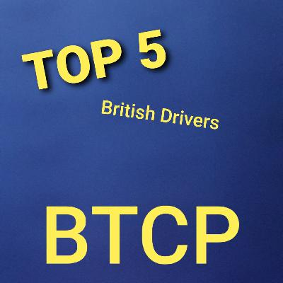 Top 5 British Drivers