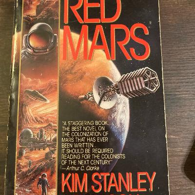 Red Mars (with Chris Vandyke)