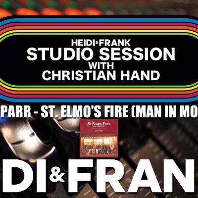 HF Studio Session With Christian James Hand 04/26/21