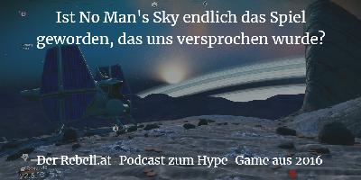 No Man's Sky nach den Updates: Endlich das Spiel, das uns versprochen wurde?