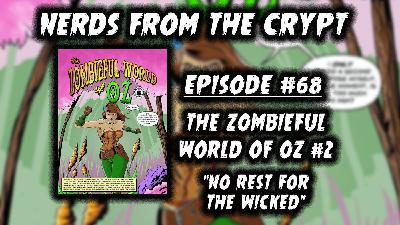 The Zombieful World of Oz #2