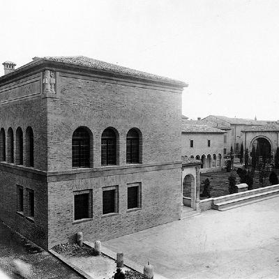 La biblioteca di storia contemporanea Casa di Oriani - Ravenna