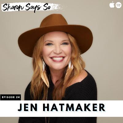 24. Changing Ideologies with Jen Hatmaker