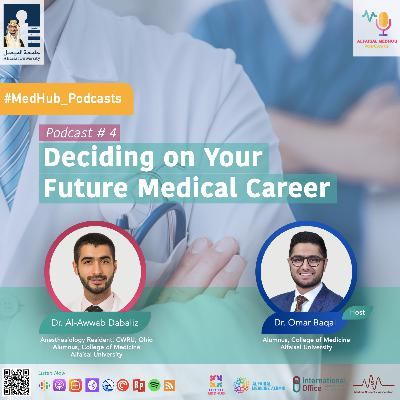 Deciding on Your Future Medical Career