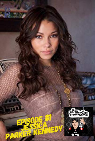 "#81 Jessica Parker Kennedy ""The Flash"""