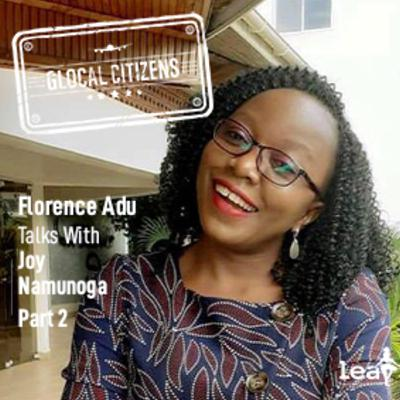 Episode 54: Infusing Technology into Anti-Corruption and Advocacy with Joy Namunoga Part 2