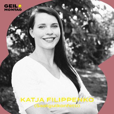 Katja Filippenko (Saatgutkonfetti): Kann man mit Konfetti die Artenvielfalt fördern?