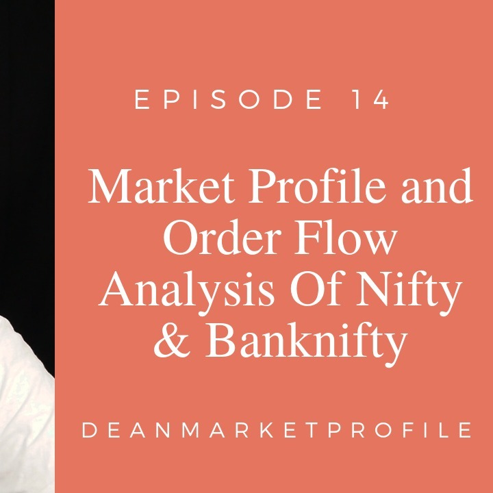 (Audio) Episode 14 - Nifty Banknifty Weekly Wrap Up  - Market Profile Analysis & Levels Next Week