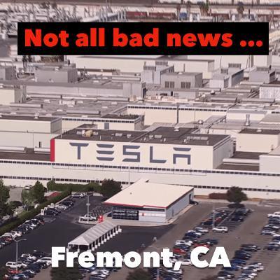 Tesla Shutting Down Fremont Factory