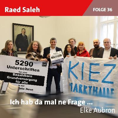 Folge 36: Elke Aubron