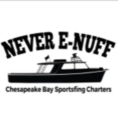 Never E Nuff Charters Captain Shawn Pruitt talks about his 20+ year success as a Charter Boat Captain on Chesapeak Bay.