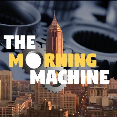 The Morning Machine w/Jess and the crew... Scharf comment, religion, knowing GOD...9-23-2020