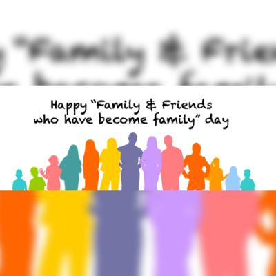 "Episode 219: Happy Family ❤️ and ""Friends who have become"" Family Day"