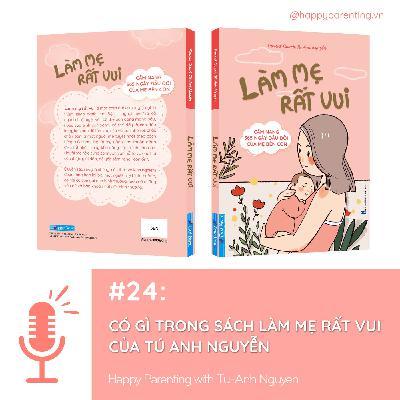 #24 Có gì trong sách LÀM MẸ RẤT VUI của Tú Anh Nguyễn
