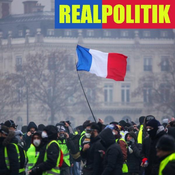 Yellow Vest Movement: Rorschach Protest or EU Spring?