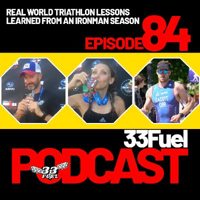 Real world triathlon lessons learned from an Ironman season