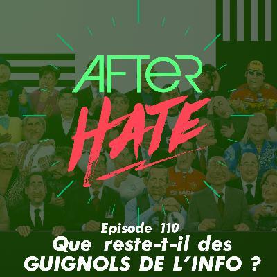 Episode 110 : Que reste-t-il des Guignols de l'Info ?