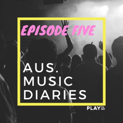 Episode Five: Jayvin, Obscura Hail, Kllo, Lonelyspeck, Jim Alxndr + Angie McMahon, Sketch Jets