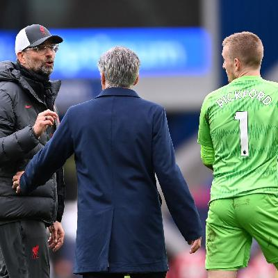 Royal Blue: Jordan Pickford's challenge, the reaction to it, and paying tribute to Lucas Digne, the league's best left-back
