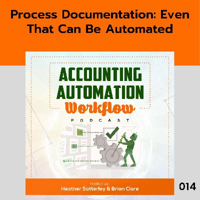 Process Documentation: Even That Can Be Automated