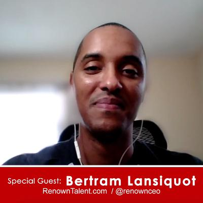 Ep 8 - Bertram Lansiquot - Recruiters are not evil Amway shill'ers :)