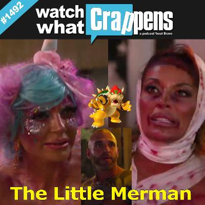 RHONJ: The Little Merman