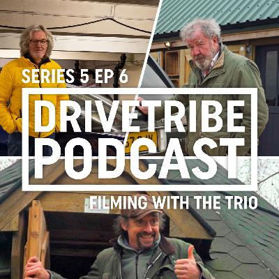S05E06: Filming with Clarkson, Hammond & May (also new M3, Puma ST, LR Discovery & more!)