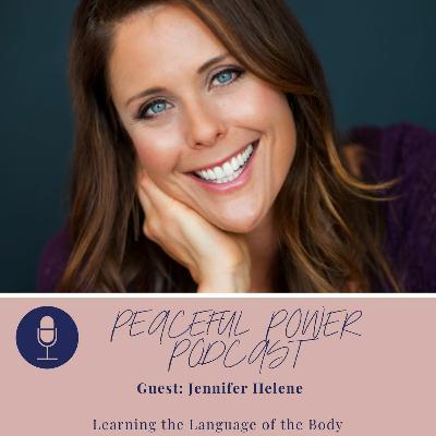 Jennifer Helene learning the language of the body