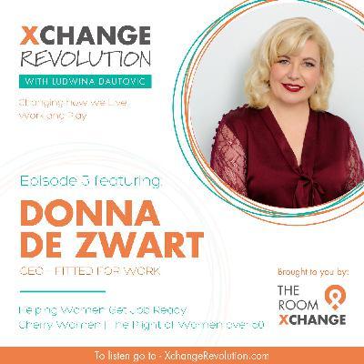 Donna De Zwart Fitted for Work - Helping Women Get Work Ready