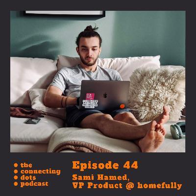 #44: Sami Hamed - vom Kulturanthropologen zum Software Ingenieur & Vice President bei homefully