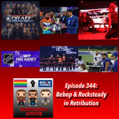 Episode 344: Bebop & Rocksteady in Retribution