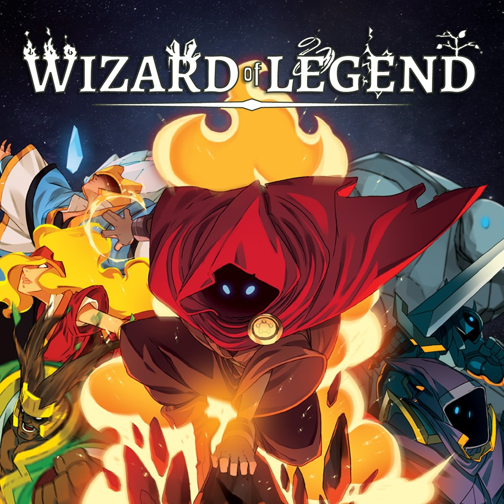 Wizard of Legend: un roguelike magico!